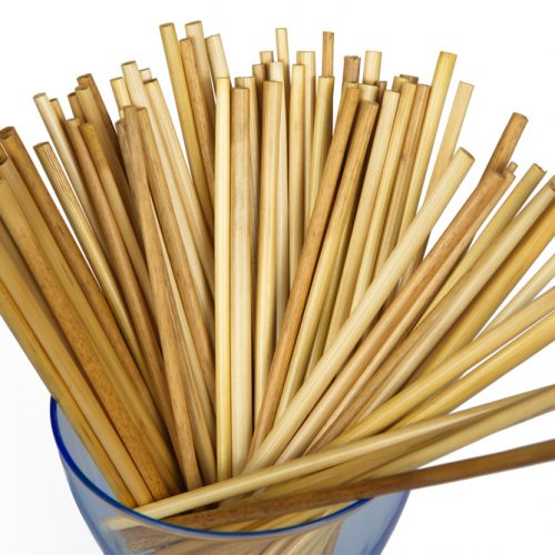 Natural Straw (length: 150mm) - 2500 pieces