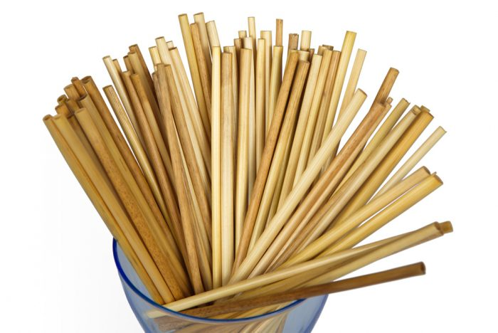 Natural Straw (length: 200mm) - 2500 pieces